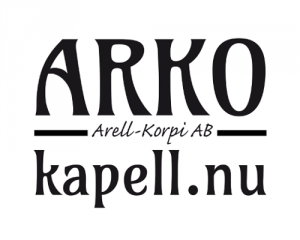 kapell nu · ARKO Arell-Kkorpi AB